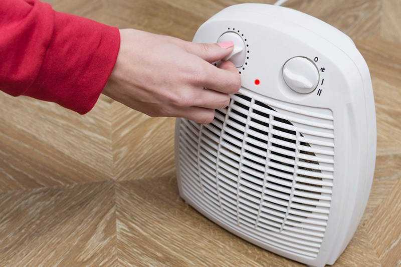 How can I save money on my heating bill this winter?, space heater